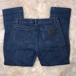 Michael Kors Womens Jeans Sz 6p MK